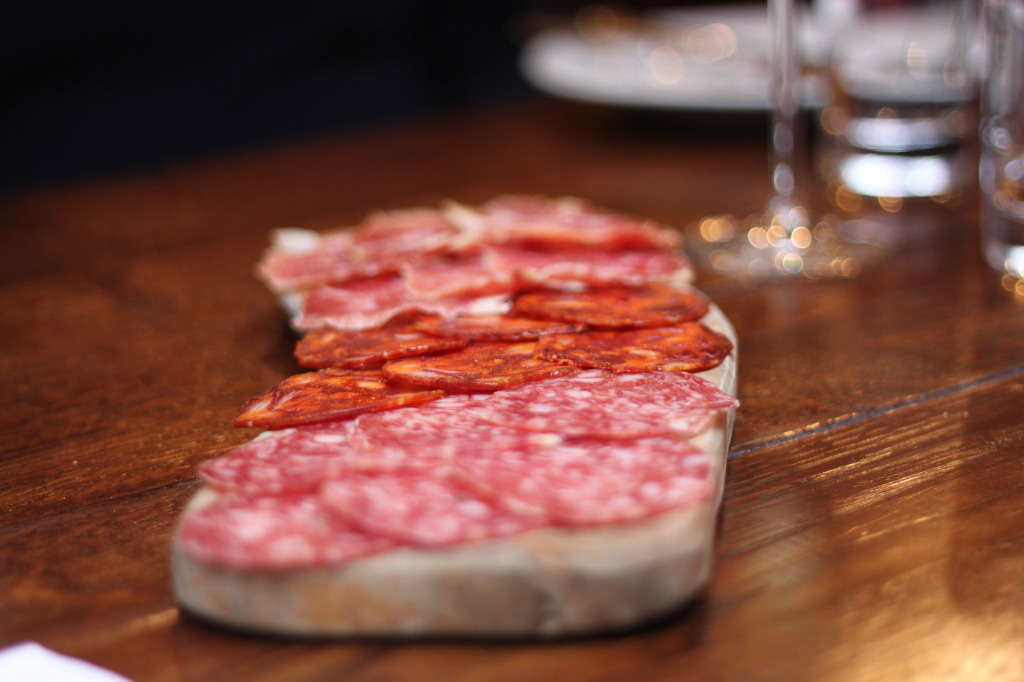 Spanish Charcuterie Selection