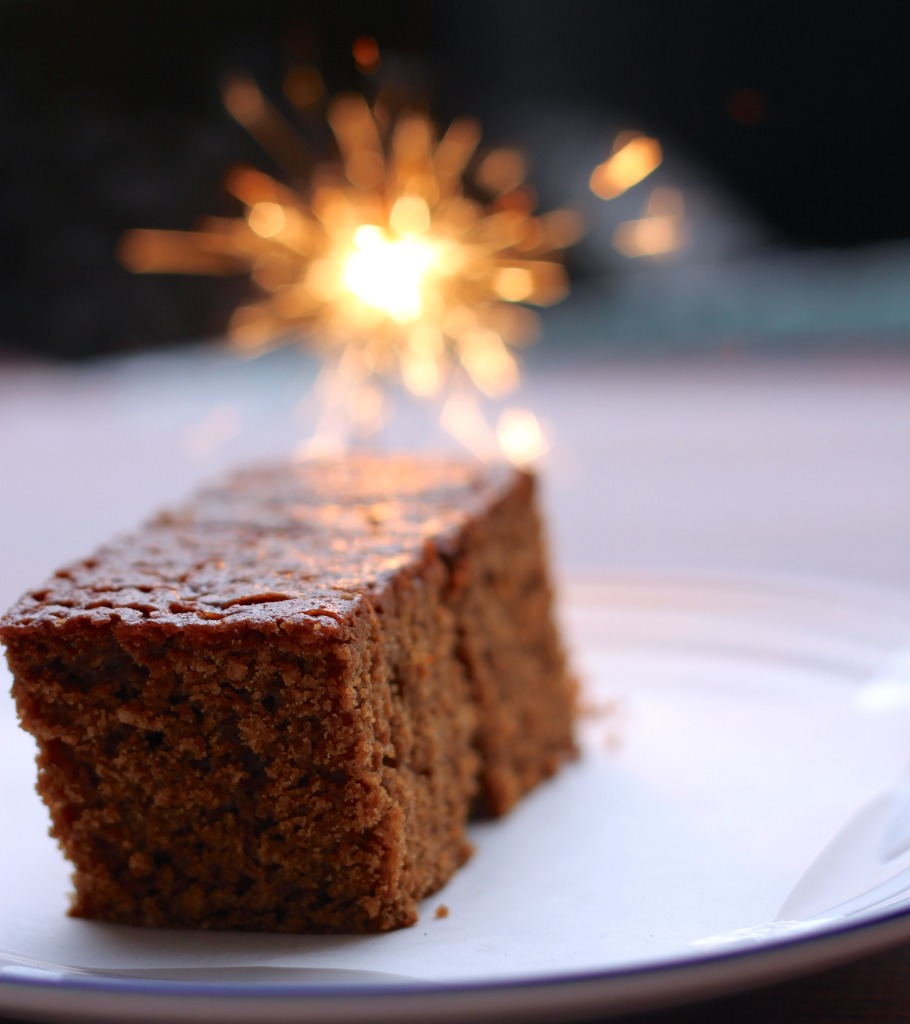Sweet Sticky Parkin - Perfect for Bonfire Night