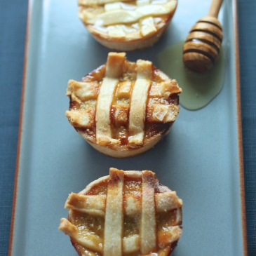 Honeyed Pumpkin Pies