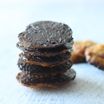 Deliciously Chewy Florentines!